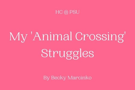 Animal Crossing Struggles
