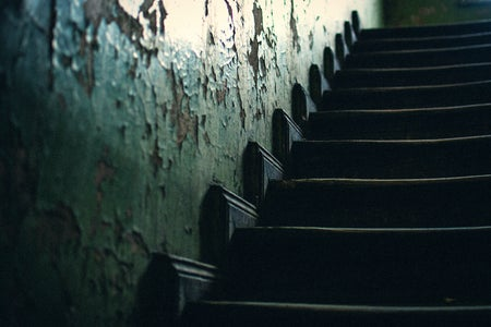 creepy stairs