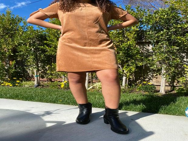 Corduroy Dress!