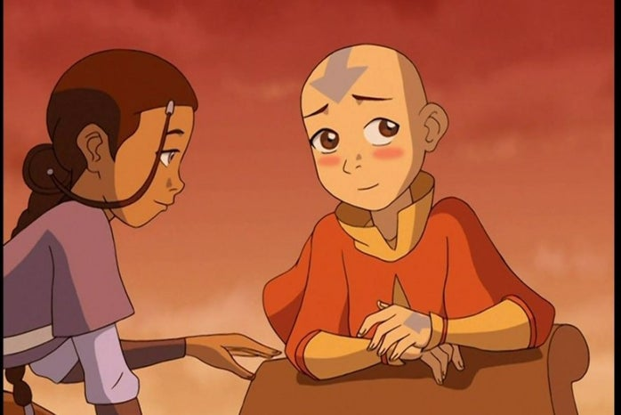 Aang from Avatar the Last Airbender