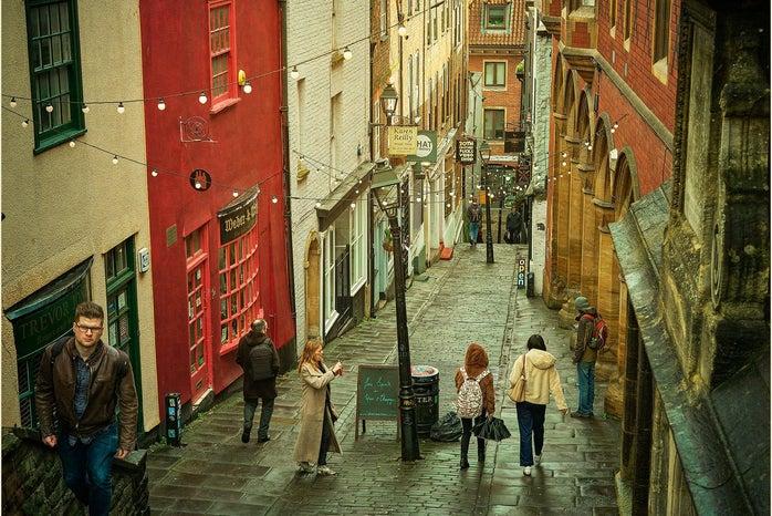Bristol Steps