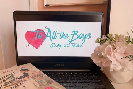 To All The Boys: Always & Forever Book & Film