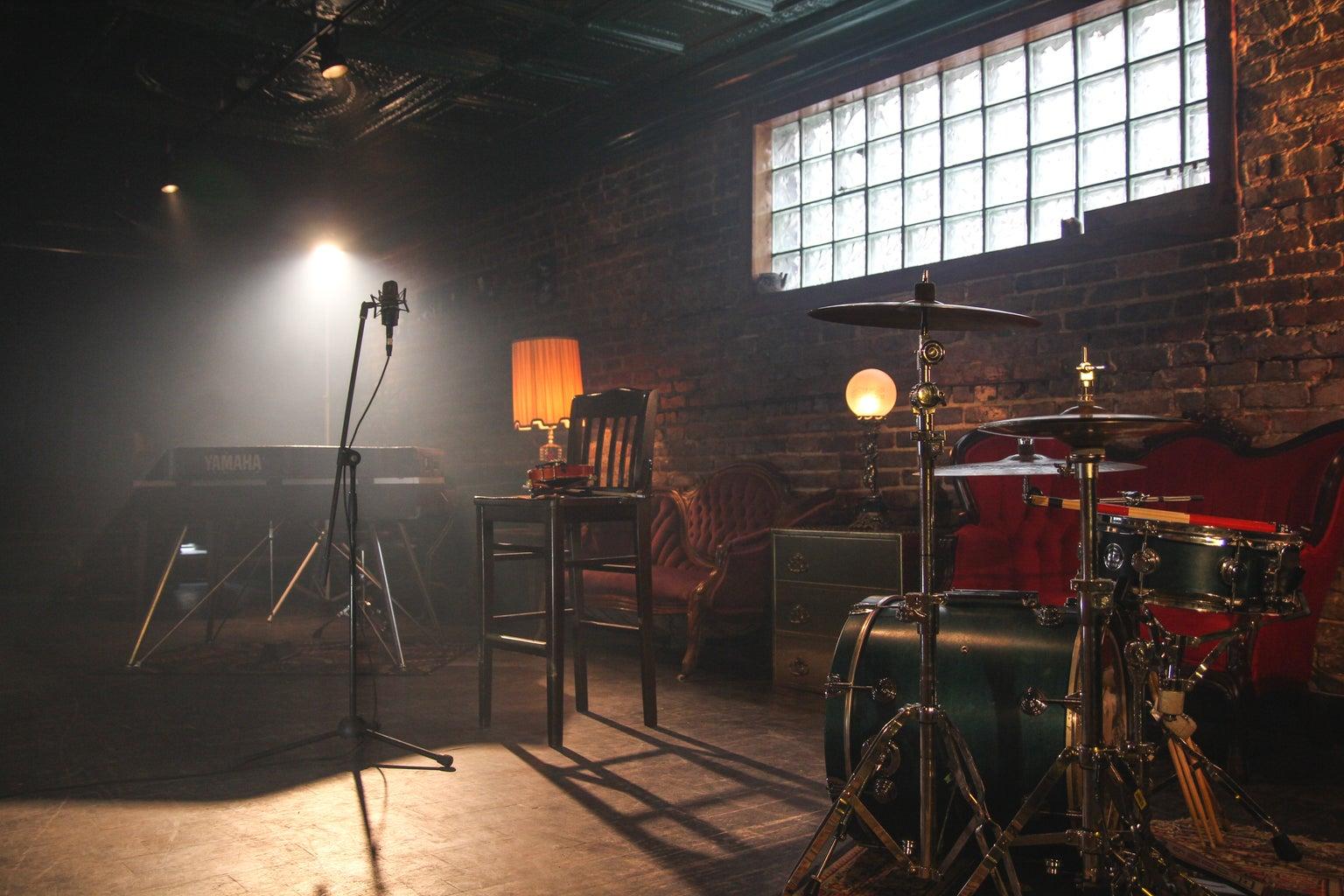 band setup