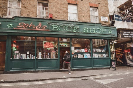soho original book shop