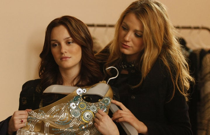 Gossip Girl episode screencap
