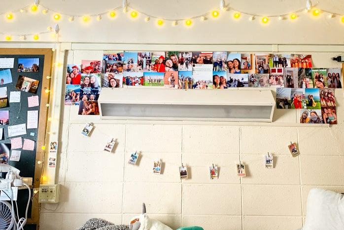 Dorm Room Spotify Polaroid Decorations