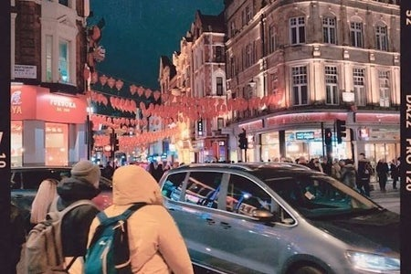 Semester Abroad in London- Penn State