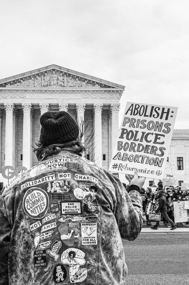 Abolish the prison protest