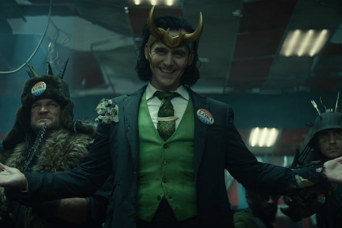 still from Disney\'s Loki