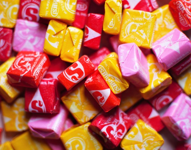 Assorted Starburst Candy