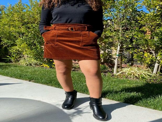 Corduroy Skirt!