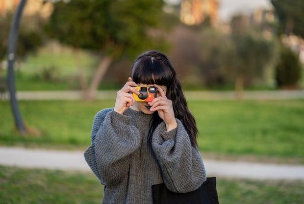 Disposable camera