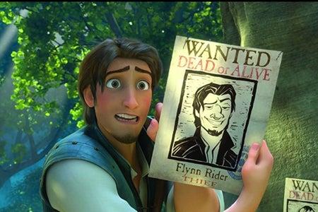 Flynn Rider from Tangled