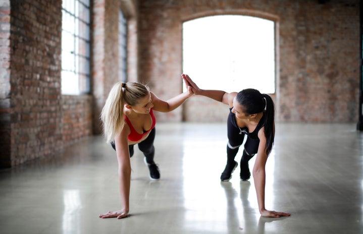 Workout partner