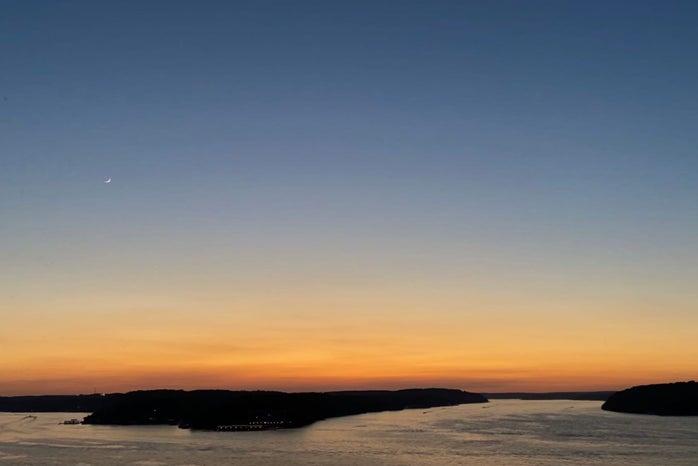 Sunset at Lake of the Ozarks