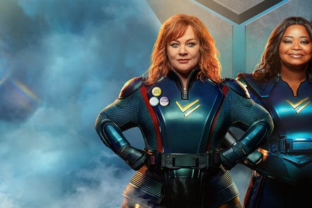 Thunder Force Movie Netflix Poster