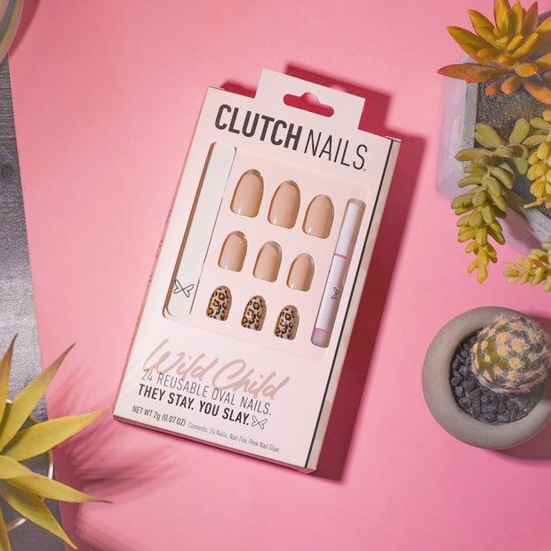 Clutch Nails- Wild Child