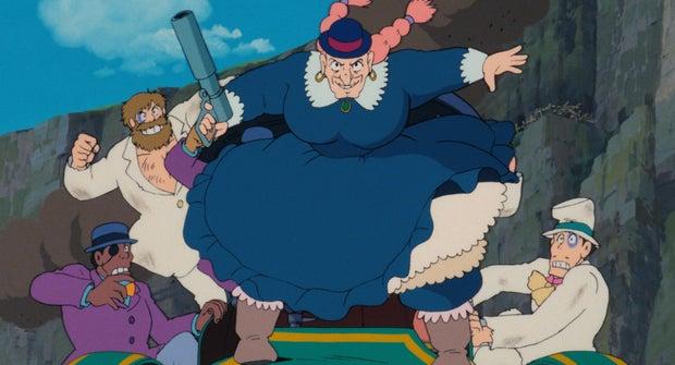 laputa screen grab anime