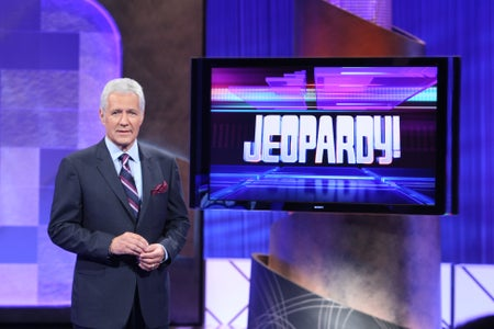 Alex Trebek of Jeopardy