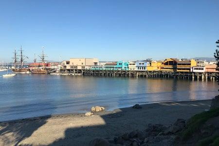 Fisherman's Wharf in Monterey, CA