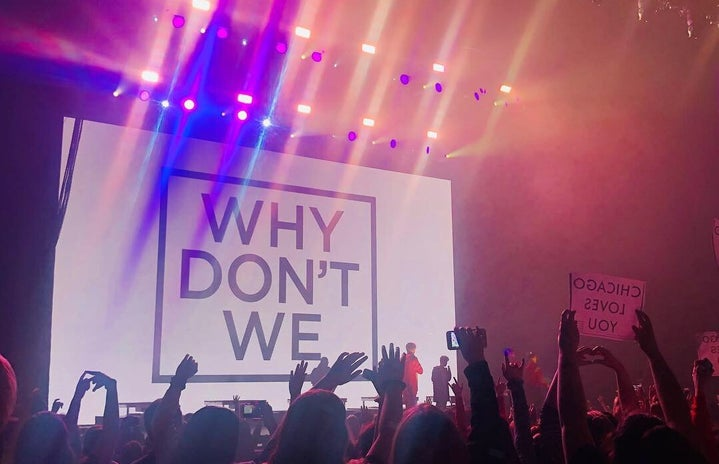 Why Don\'t We Chicago Concert