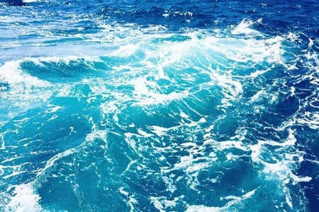 water ocean blue travel nature