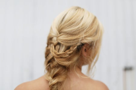 The Lalaethereal Braid In Blonde Hair