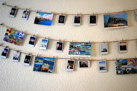 Laura Claypool-Postcards Dorm Wall Decor Photos Polaroids