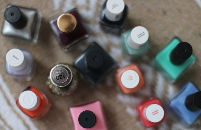 The Lalaassorted Nail Polish
