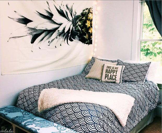 Meredith Kress-Bedroom Decor