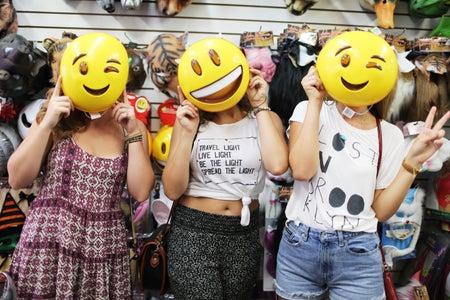 Emojis Friends Funny Fun Happy Emotions