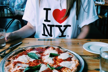 I Love Nyc Pizza