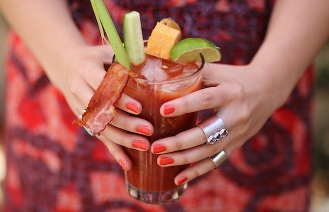 The Lalaholding A Bloody Mary