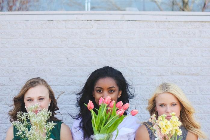 Kayla Bacon-Friends With Flowers