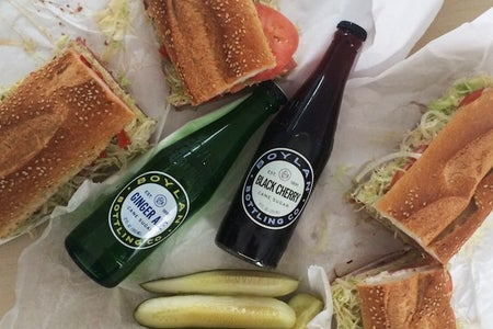 The Lalasandwiches And Pickles