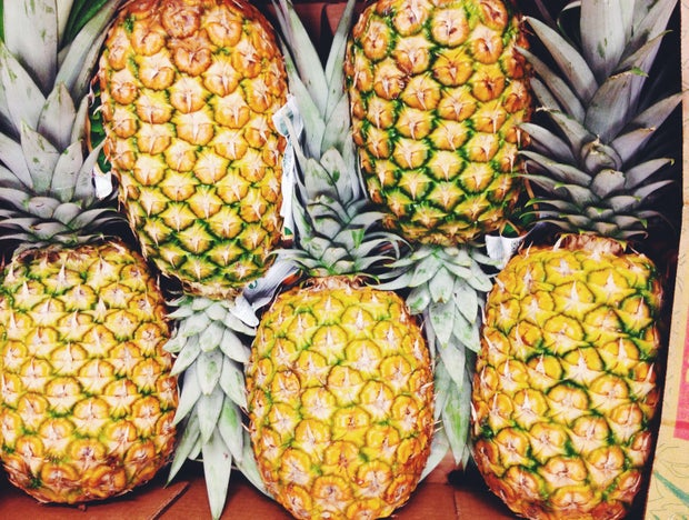 Meredith Kress-Pineapple