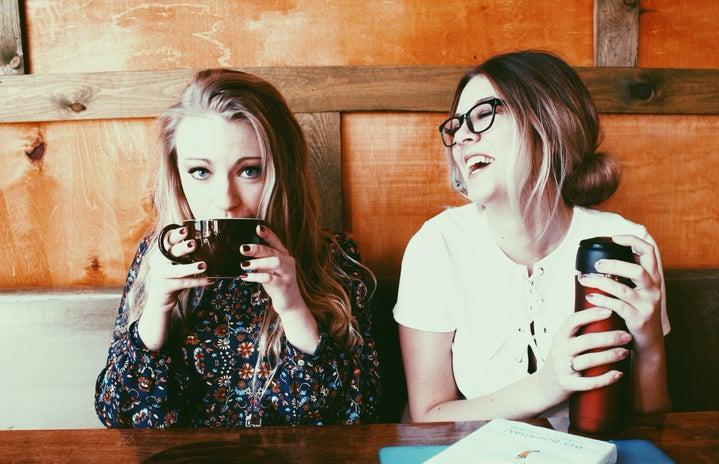 Amelia Kramer-Coffee Shop Friend Date