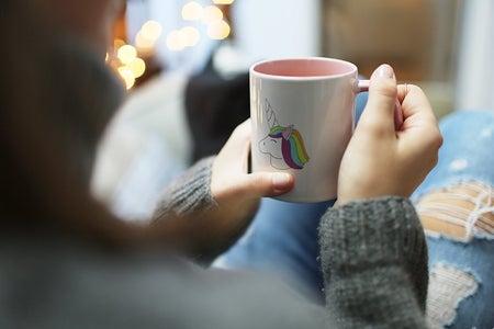 The Lalaunicorn Coffee Mug The Lala