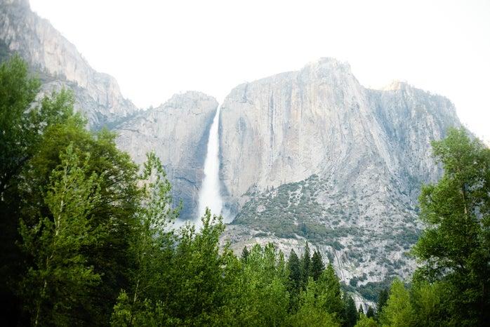 Molly Peach-Yosemite Valley