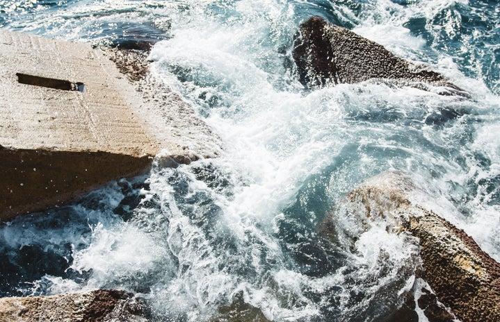 Cameron Smith-Water Beach Waves Abroad Spain Barcelona Europe Sunny
