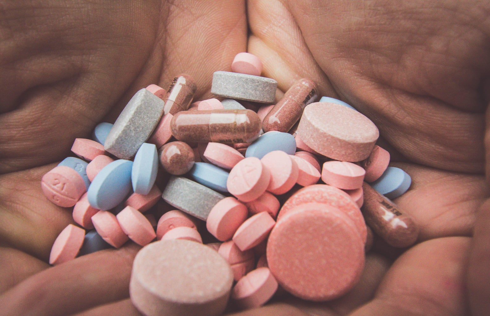 Kristen Bryant-Medicine In Palm Of Hand