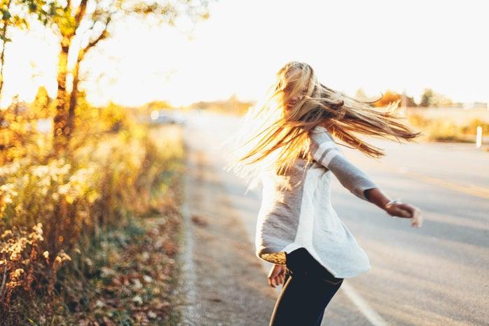 Kayla Bacon-Carefree Fall 2