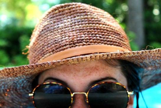 Kellyn Simpkin-Fedora Sunnies Summer