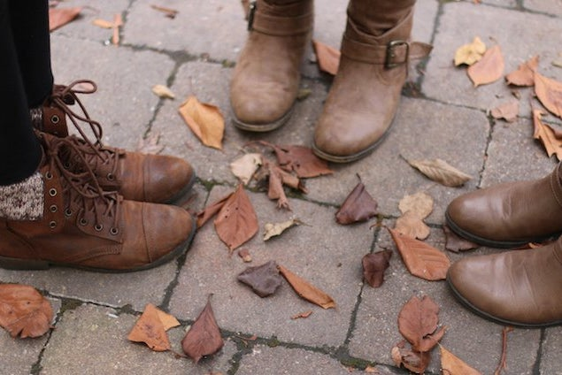 The Lalaboots And Leaves