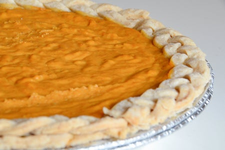 Pumpkin Pie Side