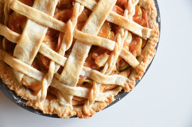 Apple Pie Top Down