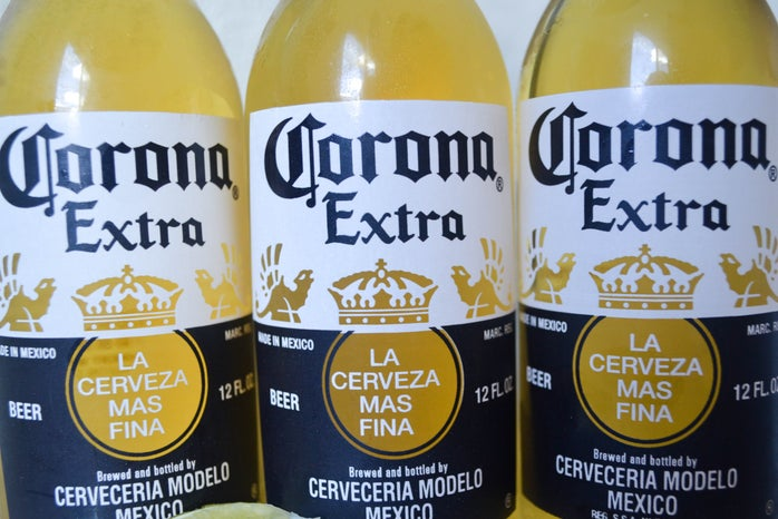 Corona Labels