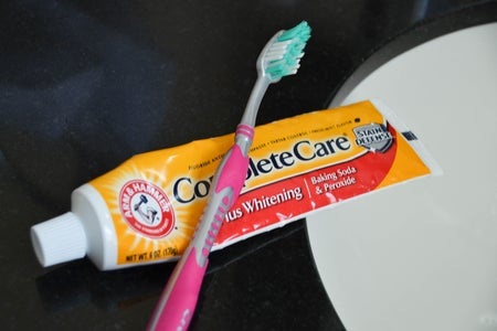 Tooth Brush Toothpaste