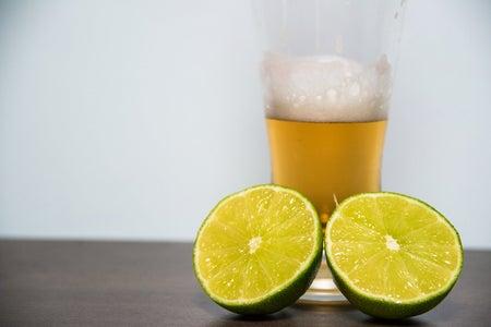 Alcohol Limes