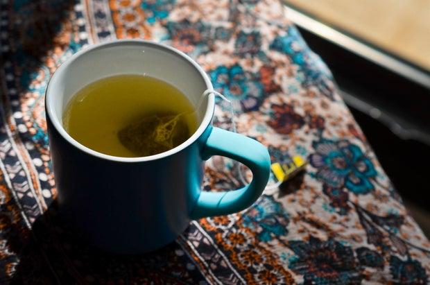 Tea Bag In Mug Moody